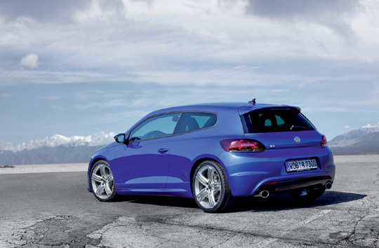 A Canadian 550-hp AWD Volkswagen Scirocco Eh?