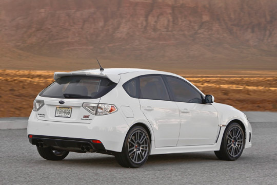 Cosworth To Do Up Subaru Impreza WRX STI?