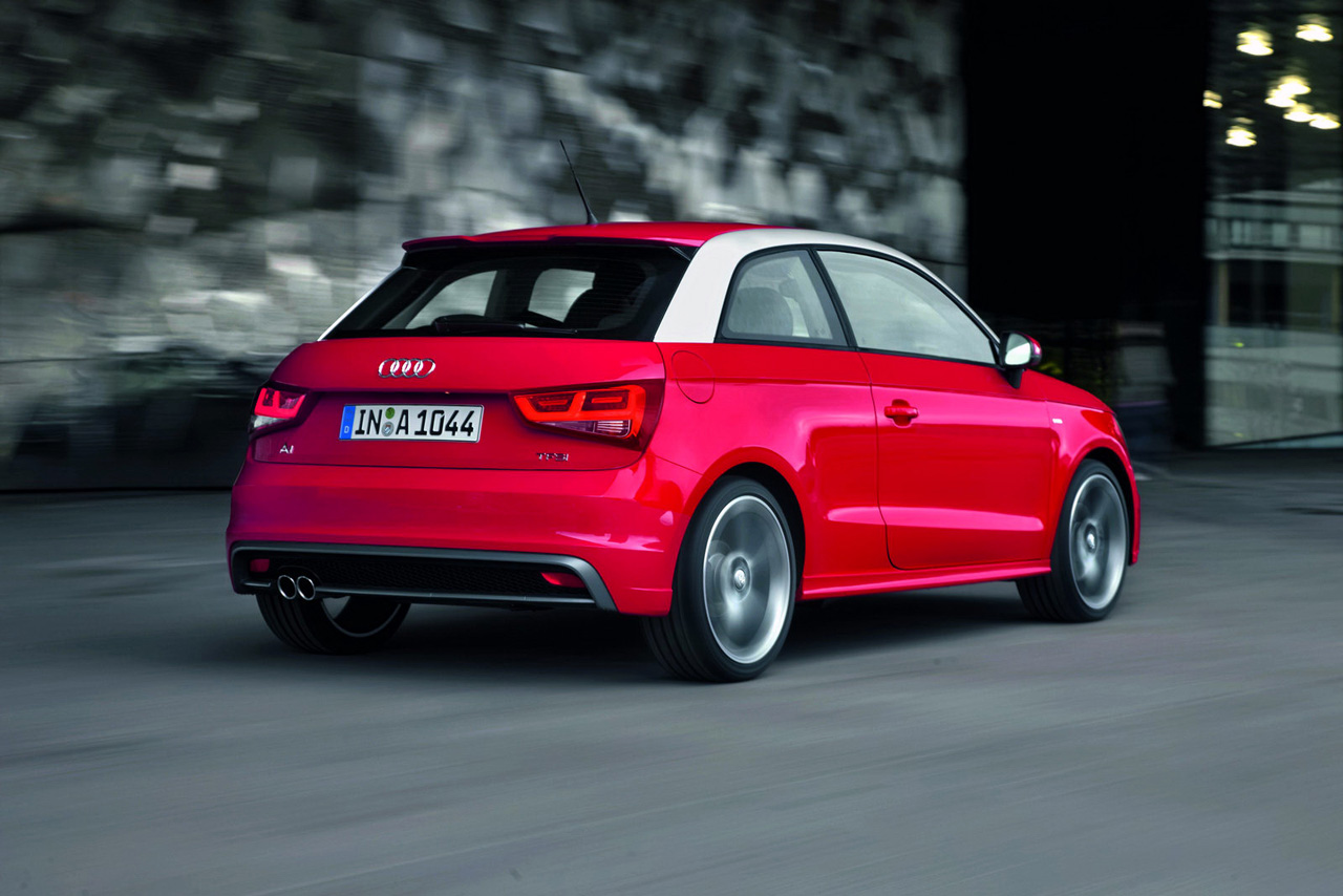 Audi A1 S Line Pictures Released