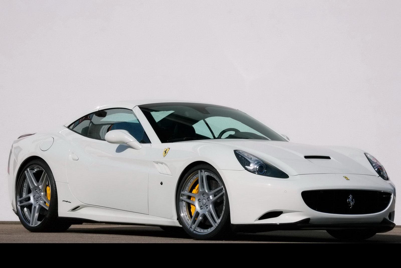 Ferrari California Gets Tuned By Novitec