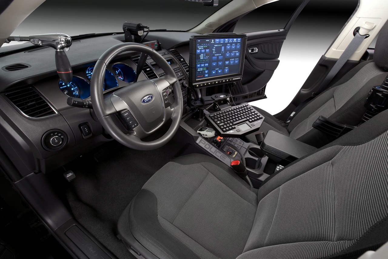 2012 Ford Police Interceptor Debuts
