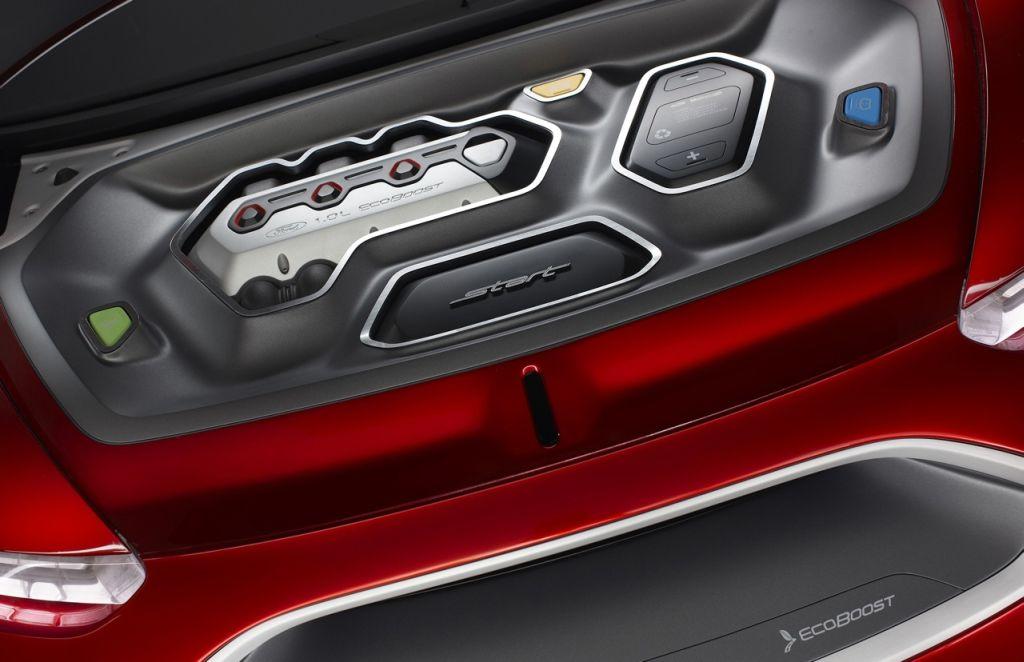 Beijing 2010 Ford Start Concept Is Prettier Audi A1