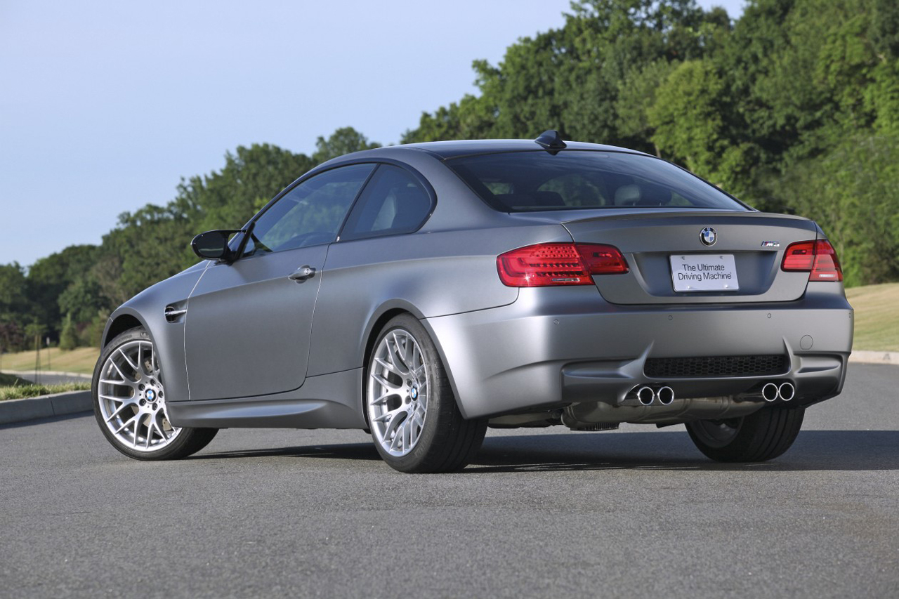 2011 Bmw M3 Frozen Gray Special Edition