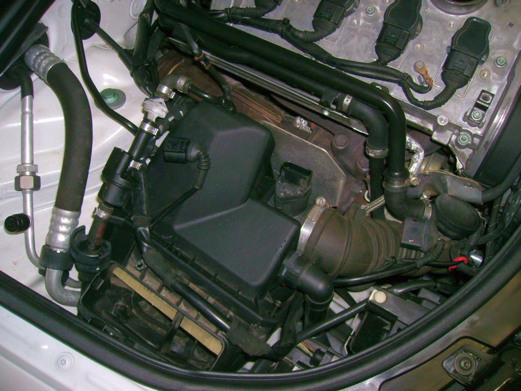 How To Install An Apr Turbo Inlet Pipe On An Audi A4