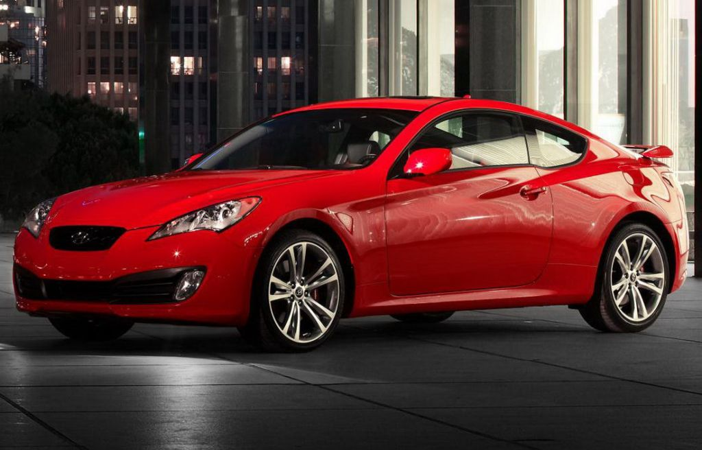 hyundai introduces genesis coupe 3 8 r spec. Black Bedroom Furniture Sets. Home Design Ideas