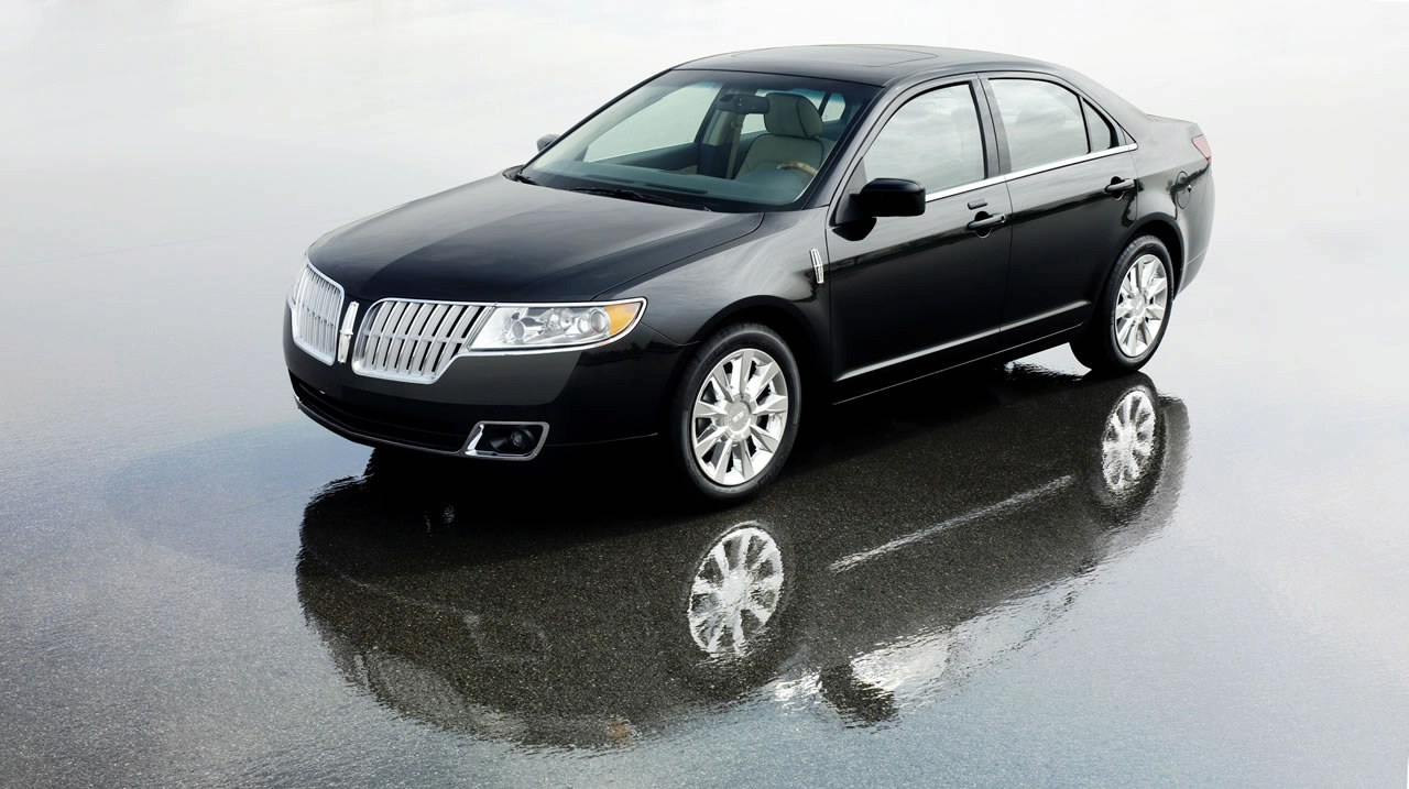2010 lincoln mkz review lincoln makes a play for mid size luxury segment. Black Bedroom Furniture Sets. Home Design Ideas