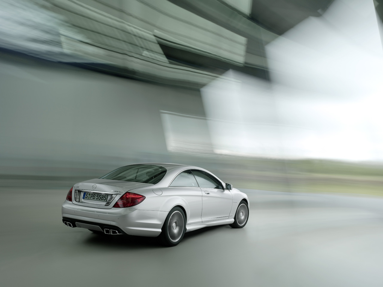 Official mercedes benz cl63 and cl65 amg for Mercedes benz official