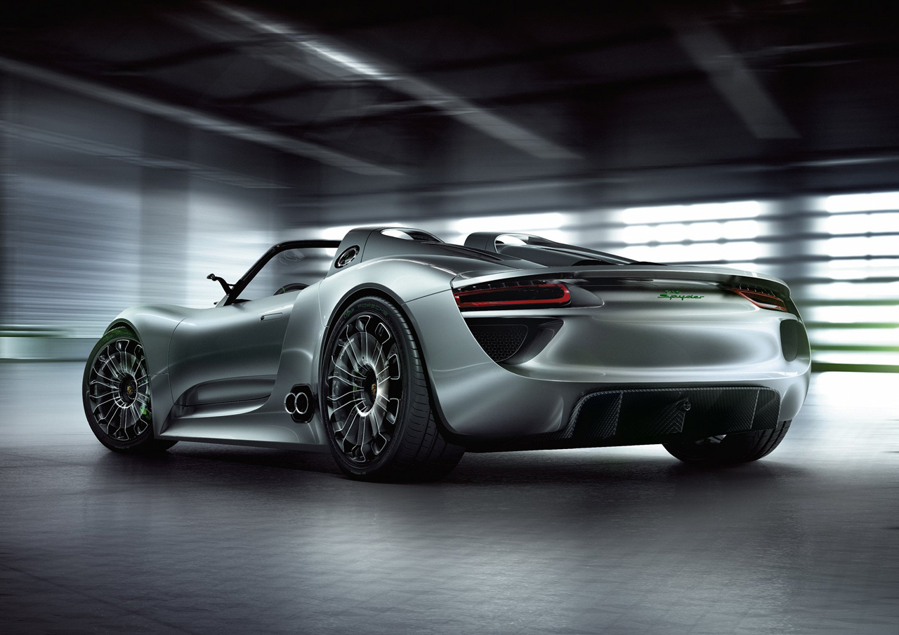 porsche 918 spyder production approved. Black Bedroom Furniture Sets. Home Design Ideas