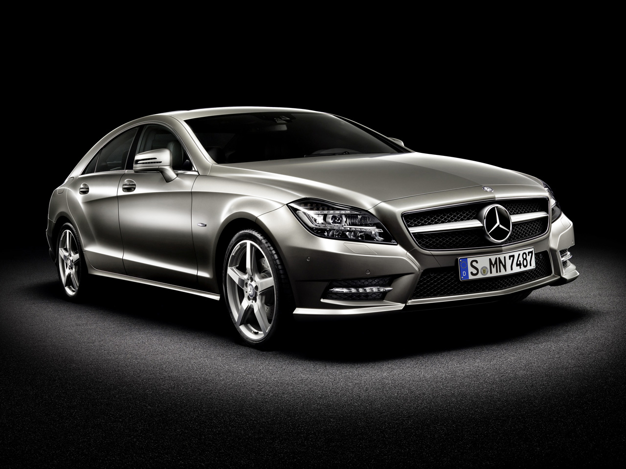 Mercedes Benz Cls Is Official