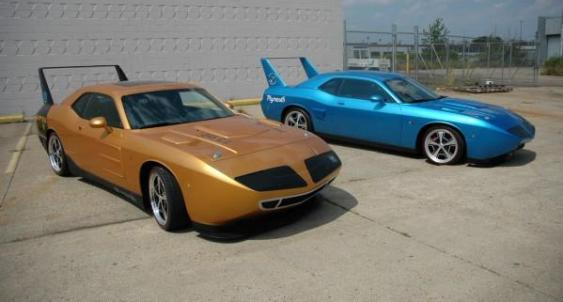 Dodge Challenger Conversion >> Introduces Daytona And Superbird Packages For Challenger