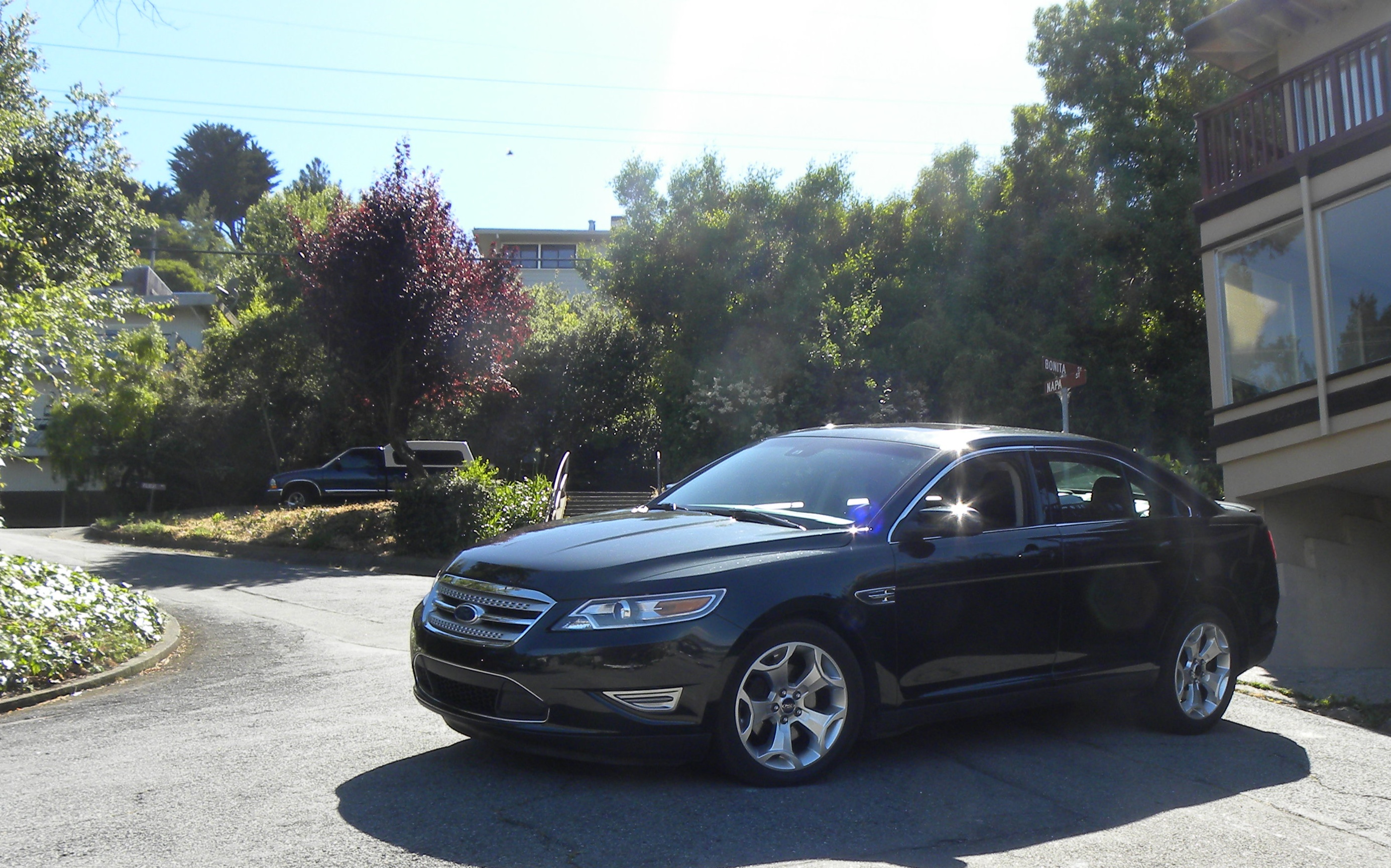 2010 ford taurus sho review a new take on american full size performance