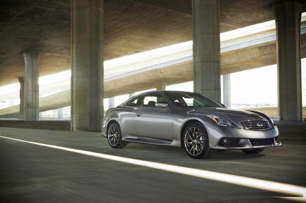 Infiniti G37 Ipl Coupe More Is More