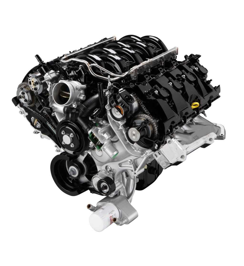 ford f 150 5 0l engine v8  ford  free engine image for