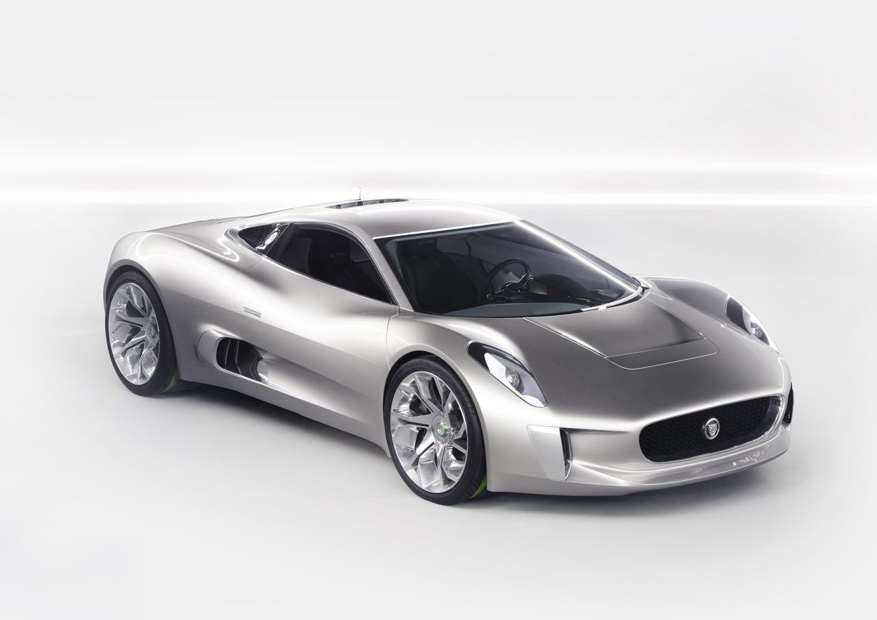 a one-off supercar concept