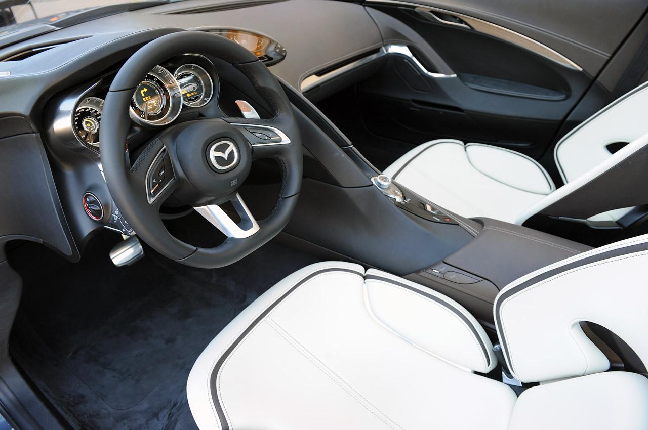 Paris 2010: Mazda Shinari Concept