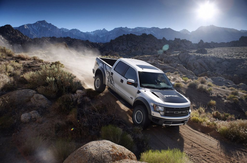 ford f 150 raptor gains crew cab for 2010. Cars Review. Best American Auto & Cars Review