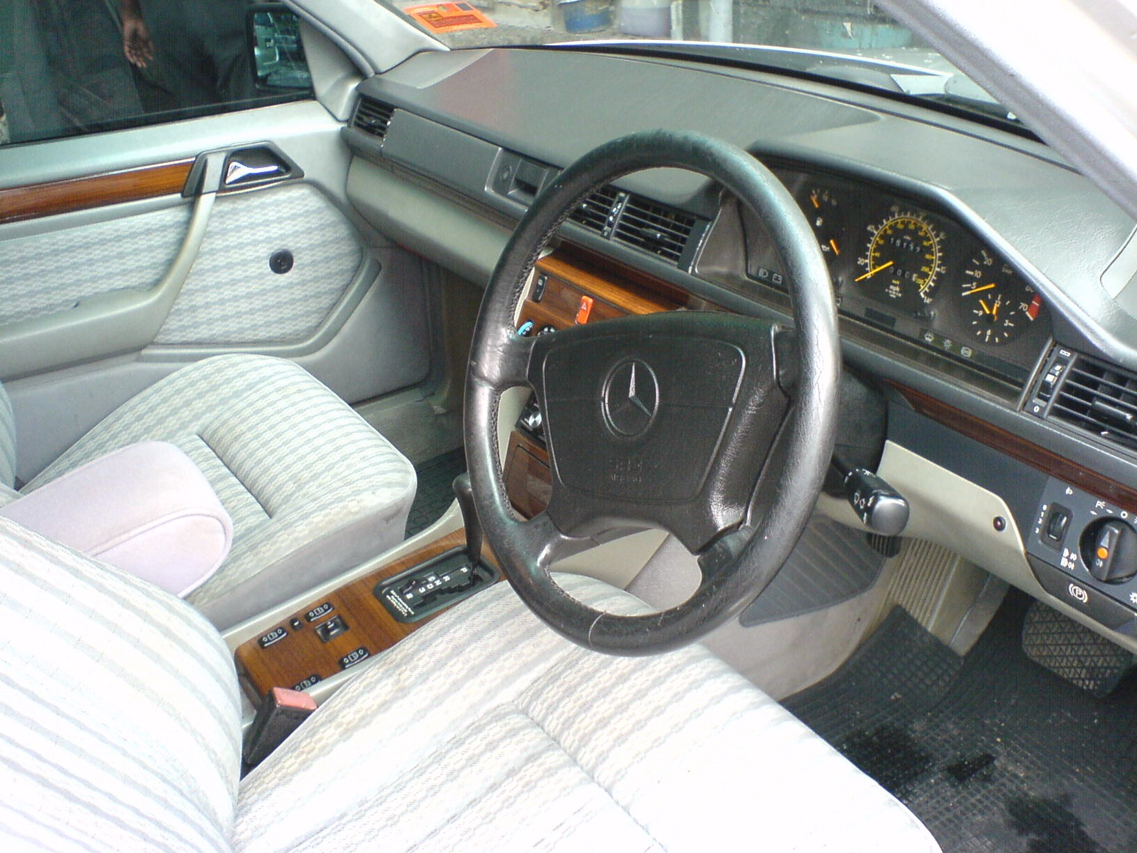 Adlis K wanted a decent daily driver as his other car was a Nissan 350Z  Fairlady. He had recently got rid of a classic 1974 Mercedes Benz W115  230.6, ...