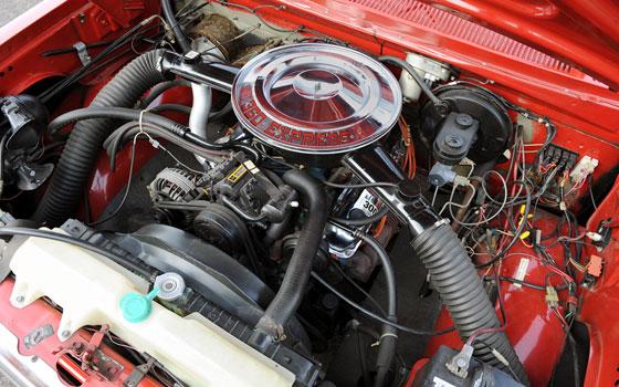 Dodge 360 Intake Manifold. the intake manifold and