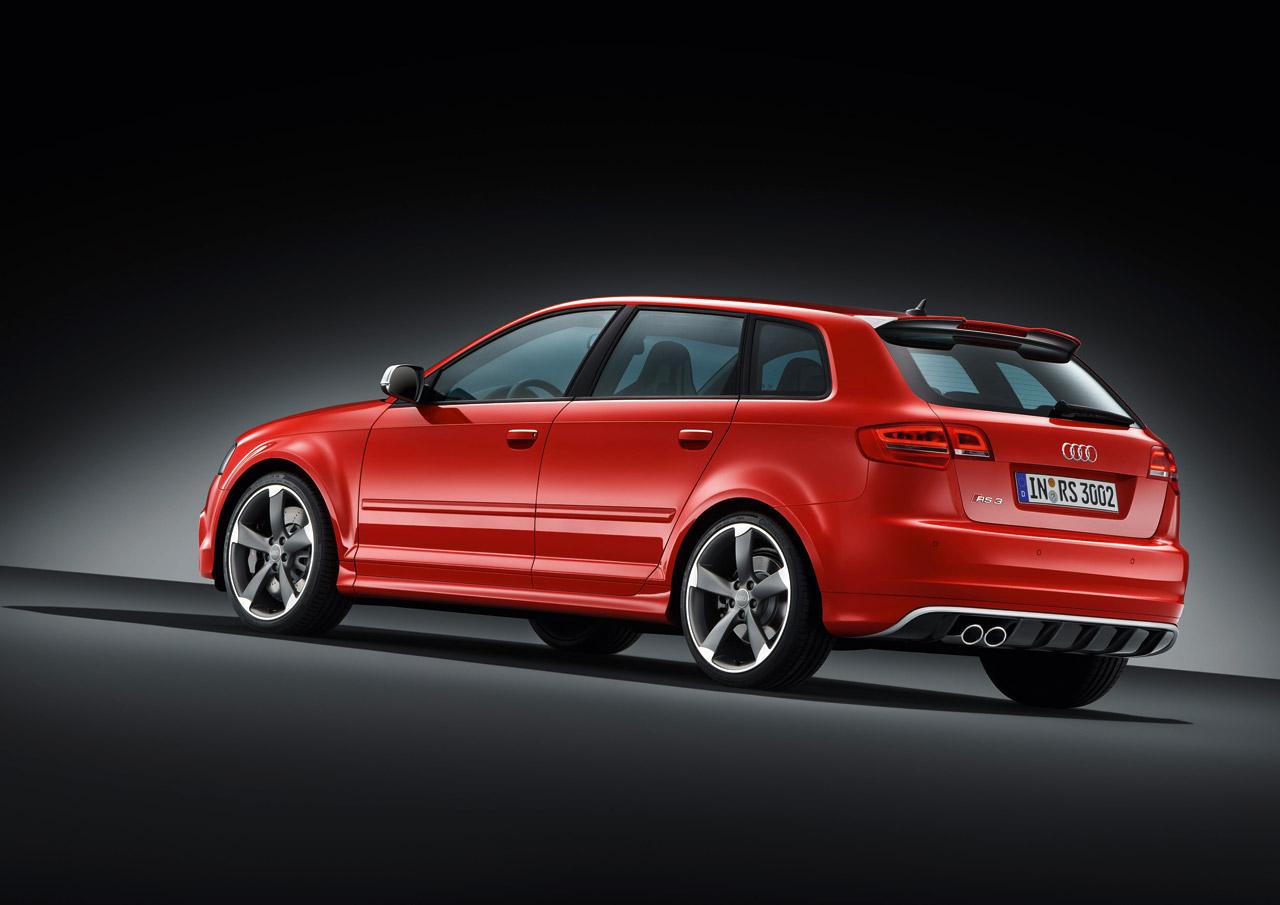 Audi RS3 Sportback Debuts