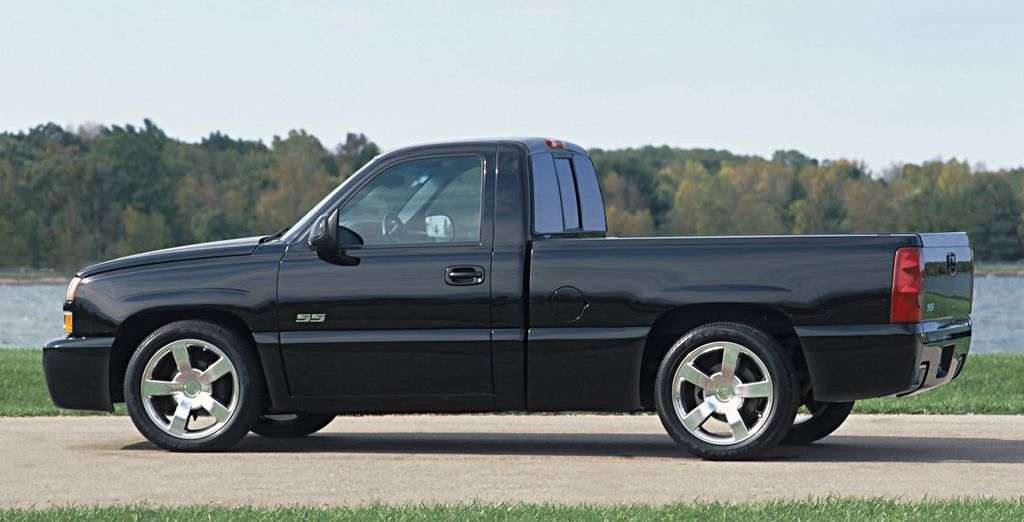 A Brief History Of The Muscle Truck Part Iii 2000 Present