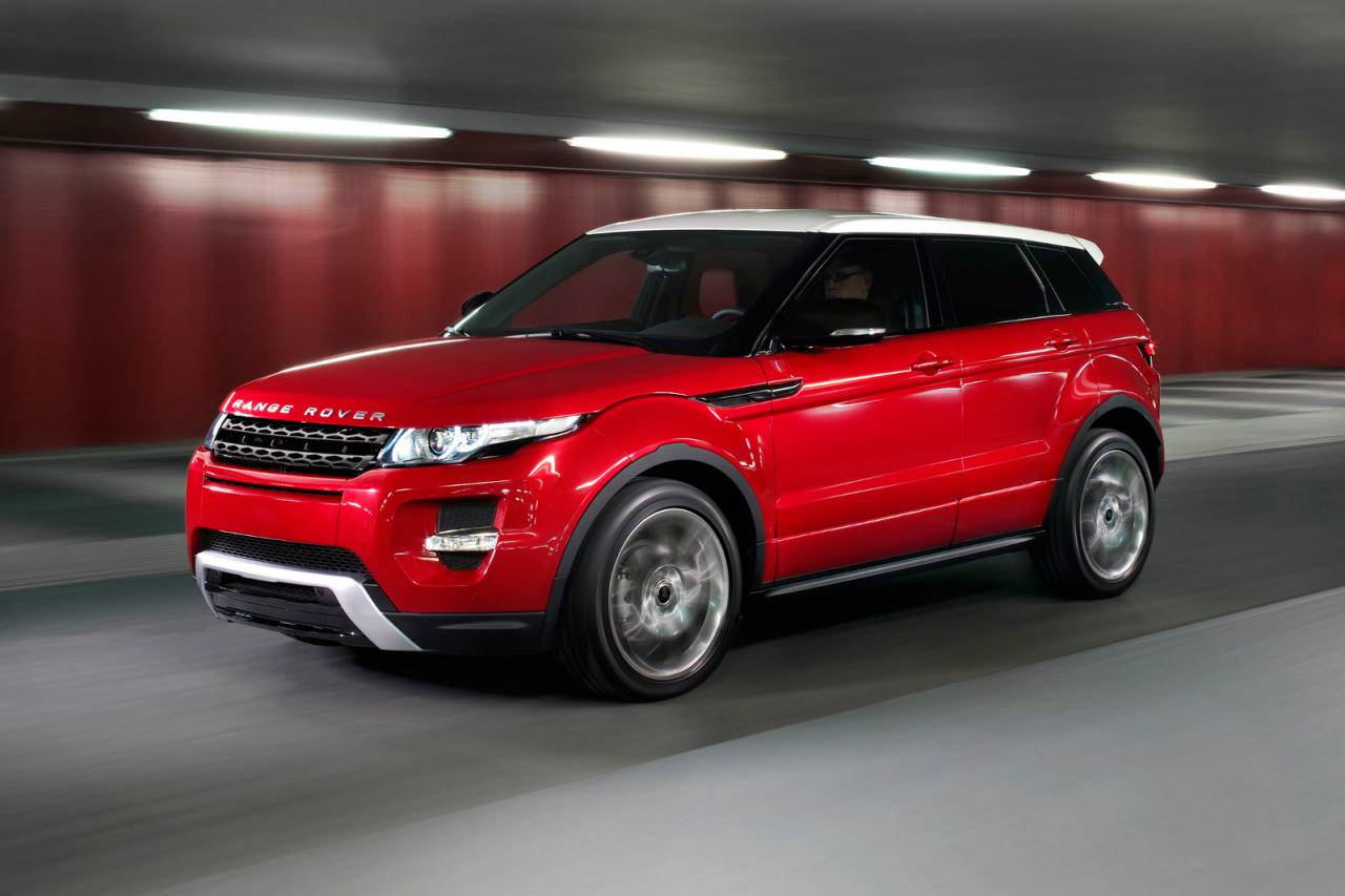 land rover evoque the 5 door preview. Black Bedroom Furniture Sets. Home Design Ideas