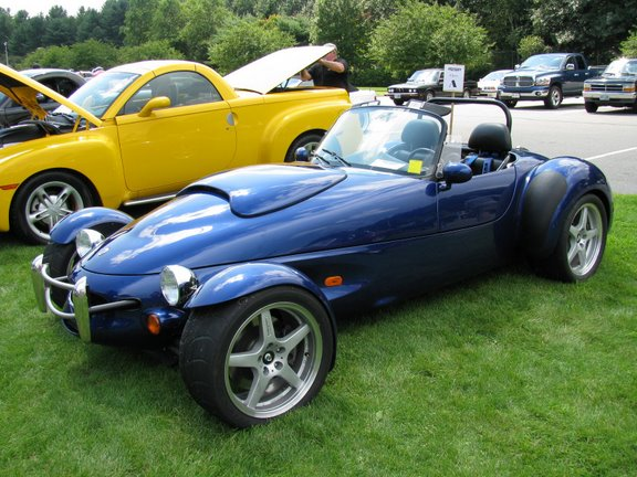 America\'s Forgotten Sports Car: The Panoz Roadster/AIV