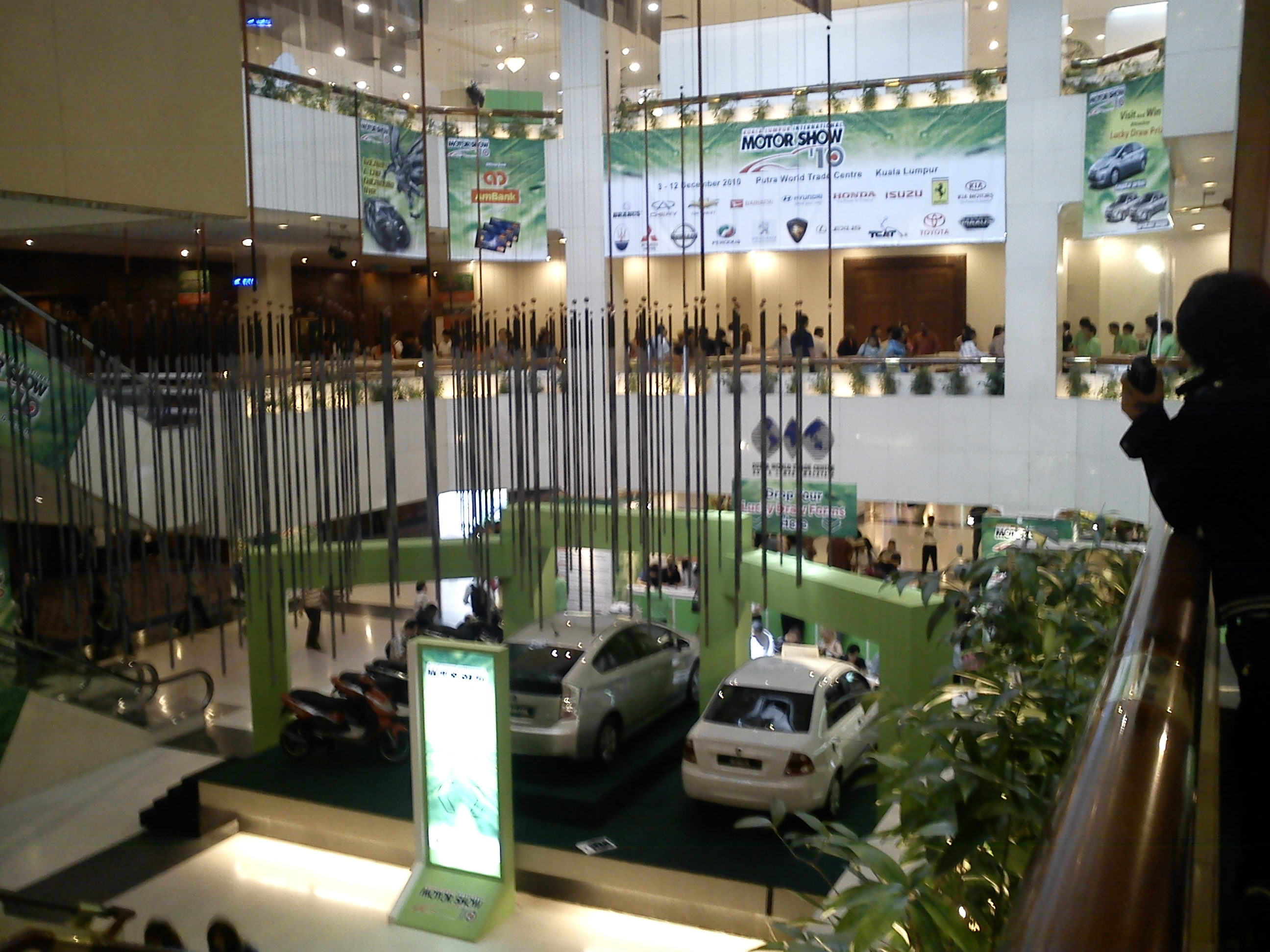 Kuala Lumpur International Motor Show Coverage - Car show insurance coverage