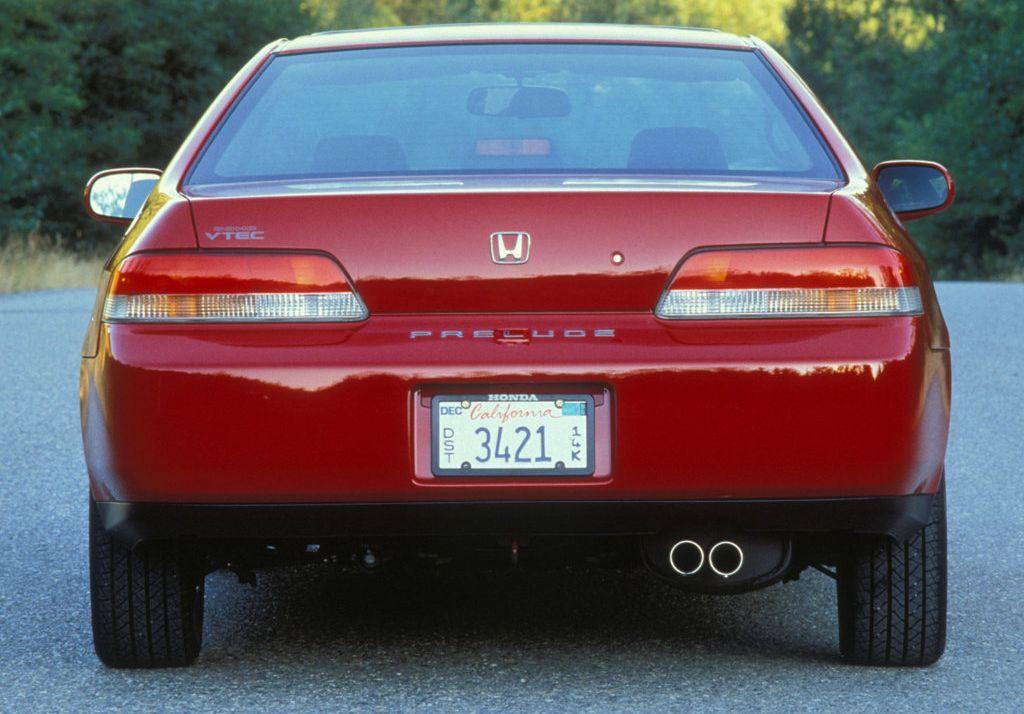 Progress? Prelude Vs. Accord V6 (With Poll