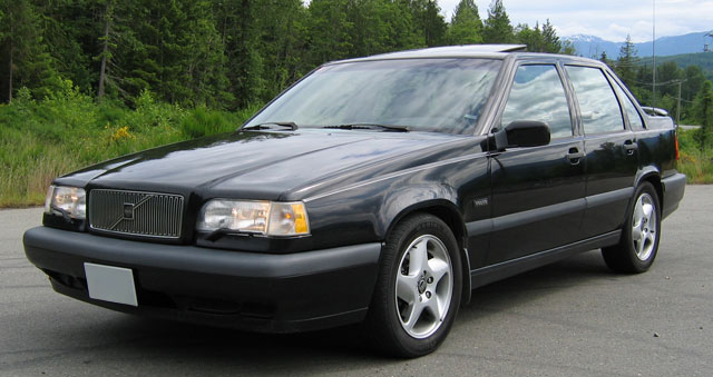 Volvo t5 howling engine plain brown wrapper