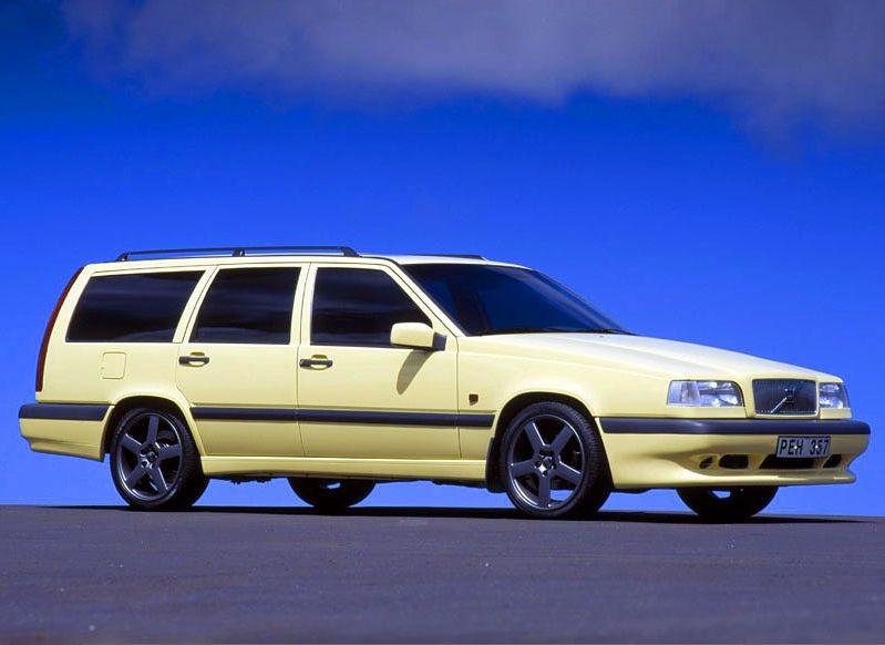 Volvo T5 Kestävyys