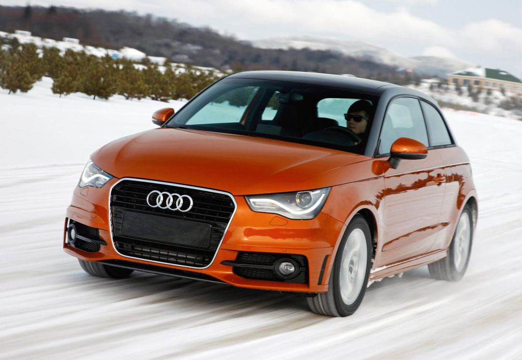 audi a1 to receive quattro awd. Black Bedroom Furniture Sets. Home Design Ideas