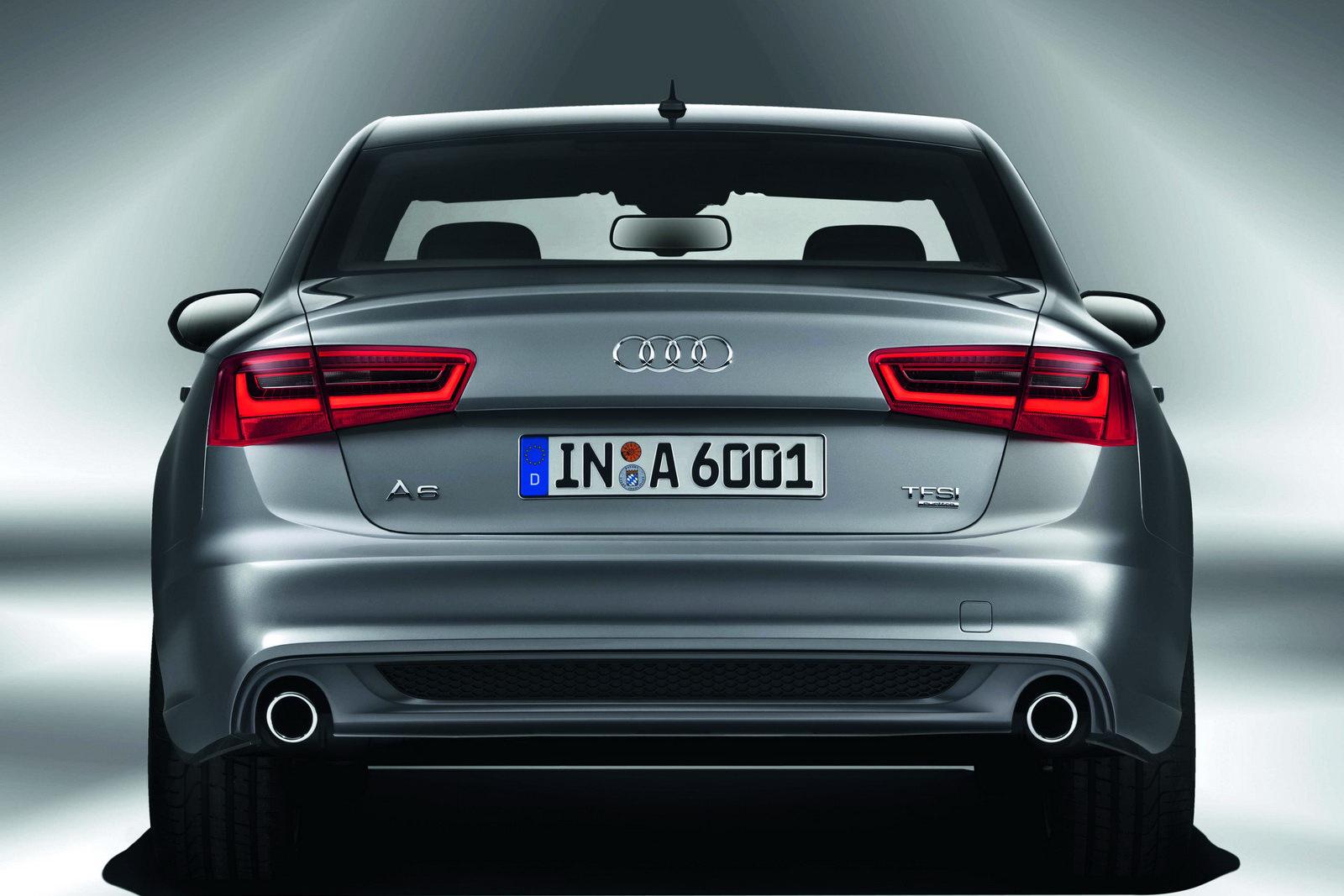 Detroit 2011 Audi A6Hybrid Debut