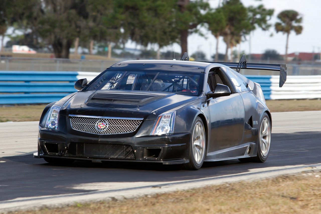 v New race cts car cadillac