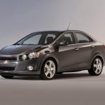 ChevroletSonicFrontSide