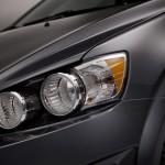 ChevroletSonicHeadlightDetail