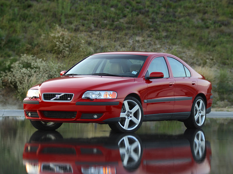 S R on 98 Volvo S70