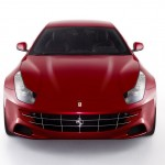 FerrariFFRedDirectFront