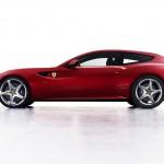 FerrariFFRedDirectSide