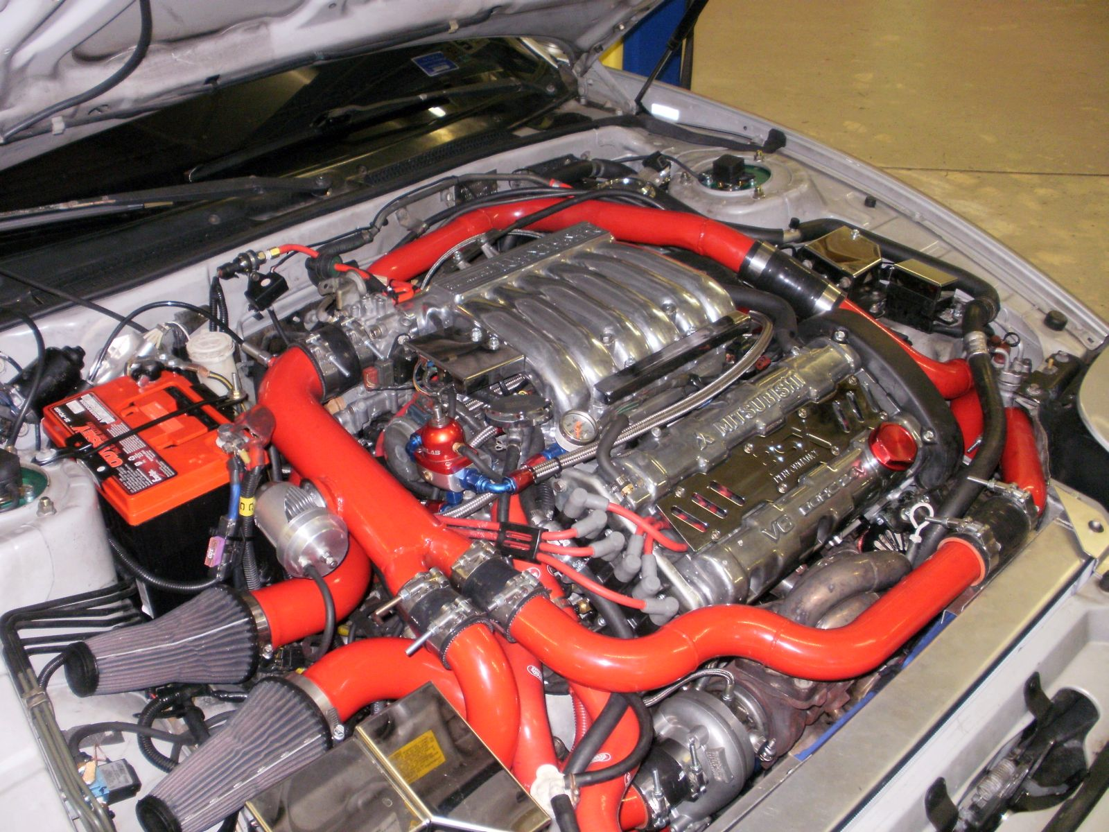 300zx rear engine diagram