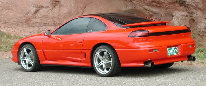 Still, What The VR 4 Lacked In Hard Core Sports Car Ass Whooping Abilities,  It Made Up For In Overall Usefulness. Driving A Supra Turbo Or RX7 On A  Slick ...