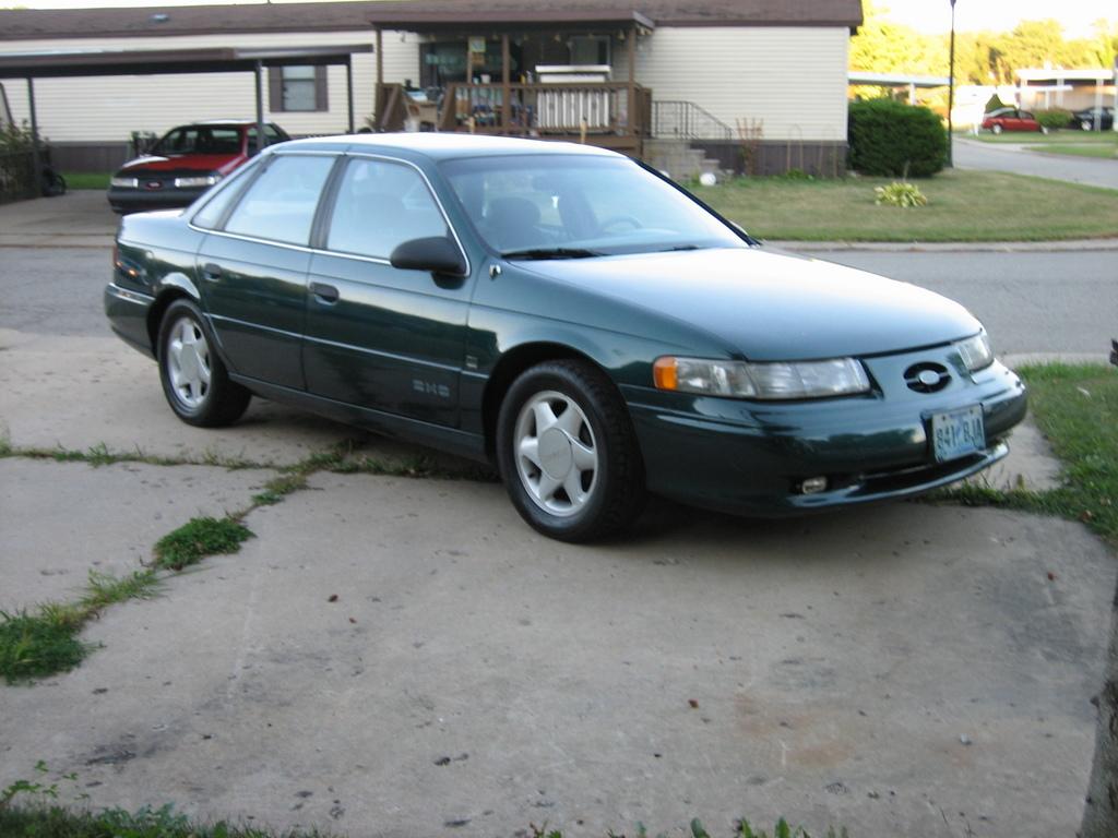 1993 ford taurus station wagon