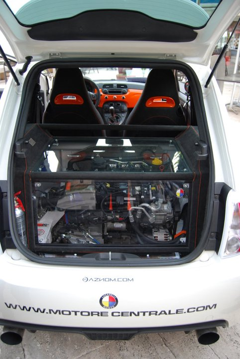 Why Not Mid Engine Rwd Fiat 500