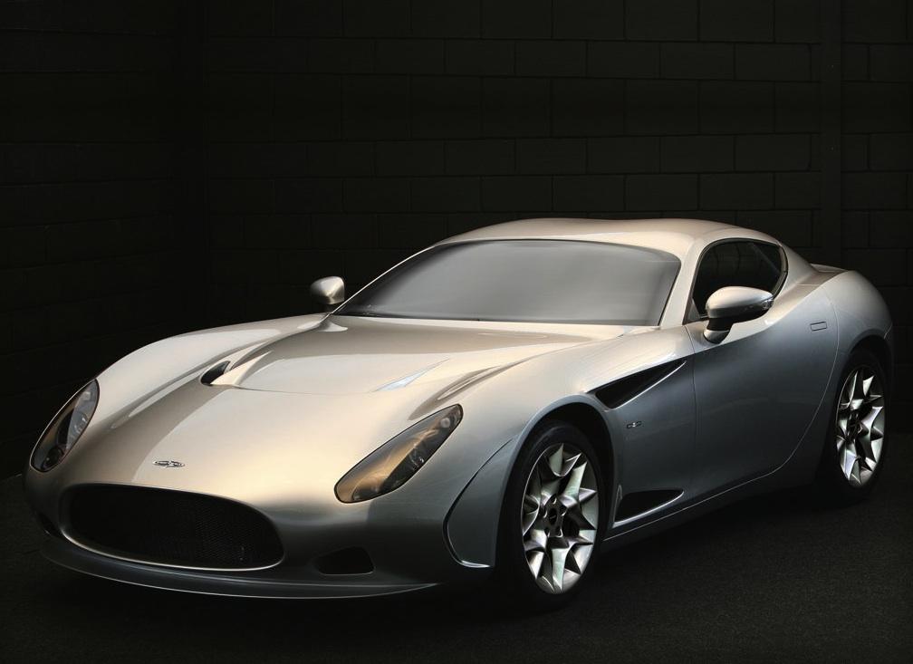 Zagato Perana Z-One Enters Production
