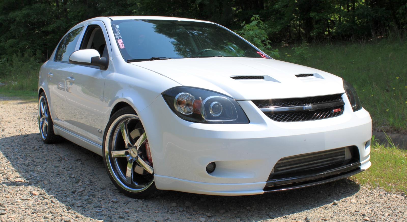 Cobalt 2008 chevy cobalt sport specs : Feature Car: Matt Welliver's Cobalt Turbo Sedan