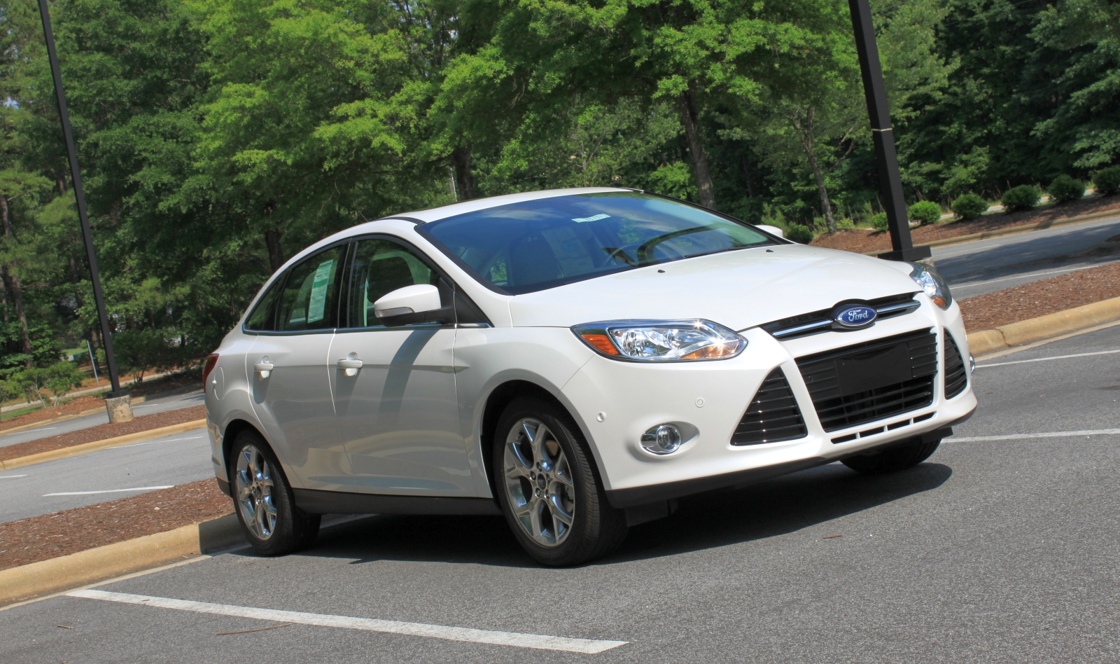 Test Drive 2012 Ford Focus Sel Fuse Box Gen