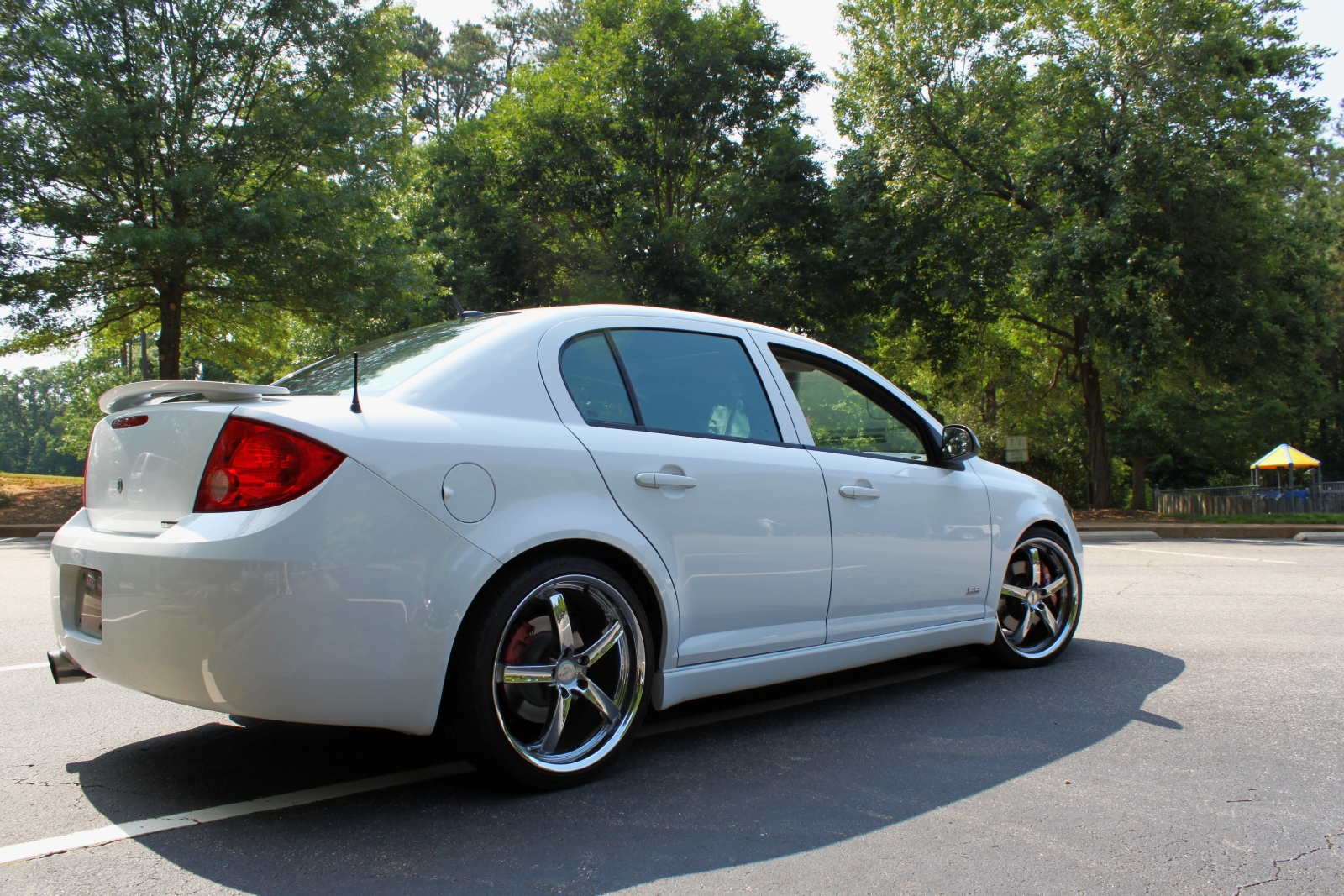 Feature Car Matt Wellivers Cobalt Turbo Sedan