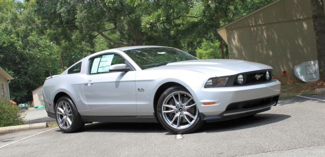 2012 Ford Mustang GT 5.0 Test Drive