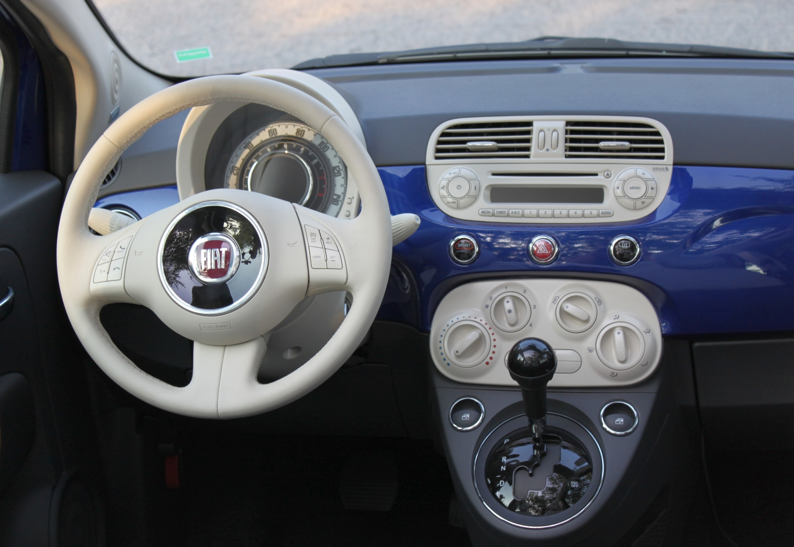 fiat news sport and review show car