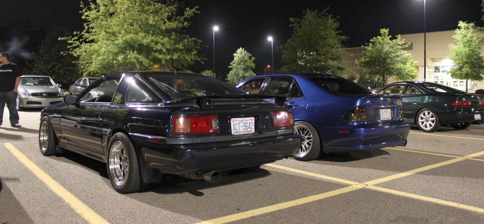 Raleigh Night Photo Shoot, 6/16/11
