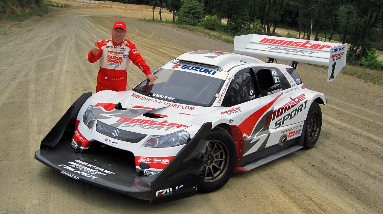 Quot Monster Quot Tajima S Record Breaking Pikes Peak Run